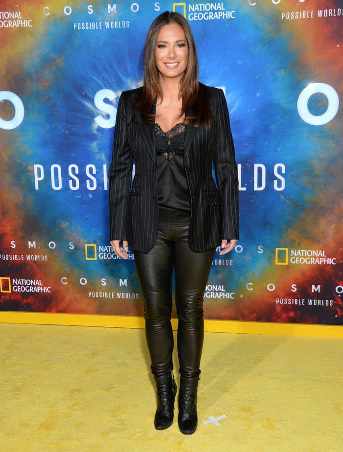 Alex Meneses at Cosmos: Possible Worlds Premiere in LA