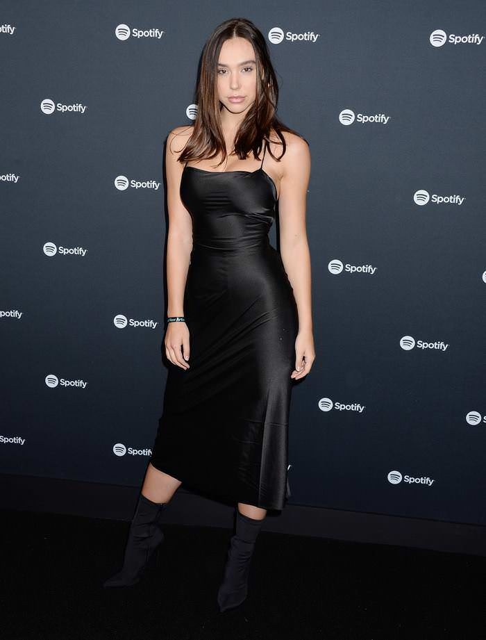 Alexis Ren at Spotify 2020 Best New Artist Party