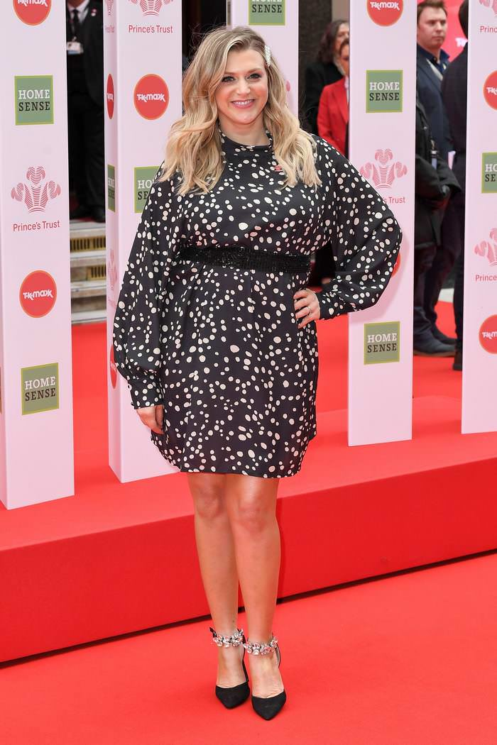 Anna Williamson at The Prince's Trust Awards 2020