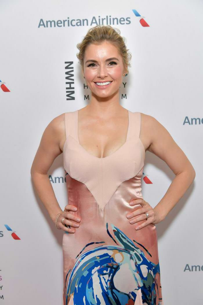 Brianna Brown at NWHM: Women Making History Awards 2020