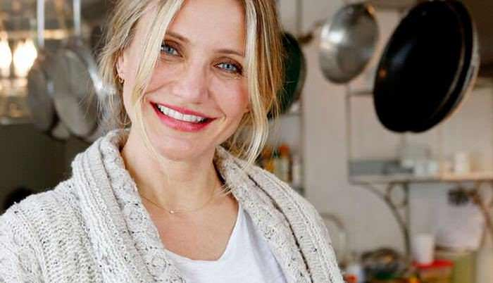 Cameron Diaz Opens Up About Cooking for Daughter And How She Love Garlic & Bone Marrow