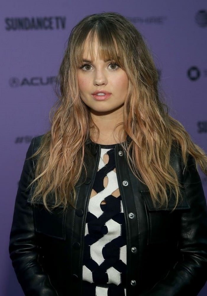 Debby Ryan at Horse Girl Premiere at Sundance Film Festival in Park City