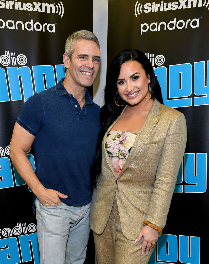 Demi Lovato at SiriusXM's Radio in Miami