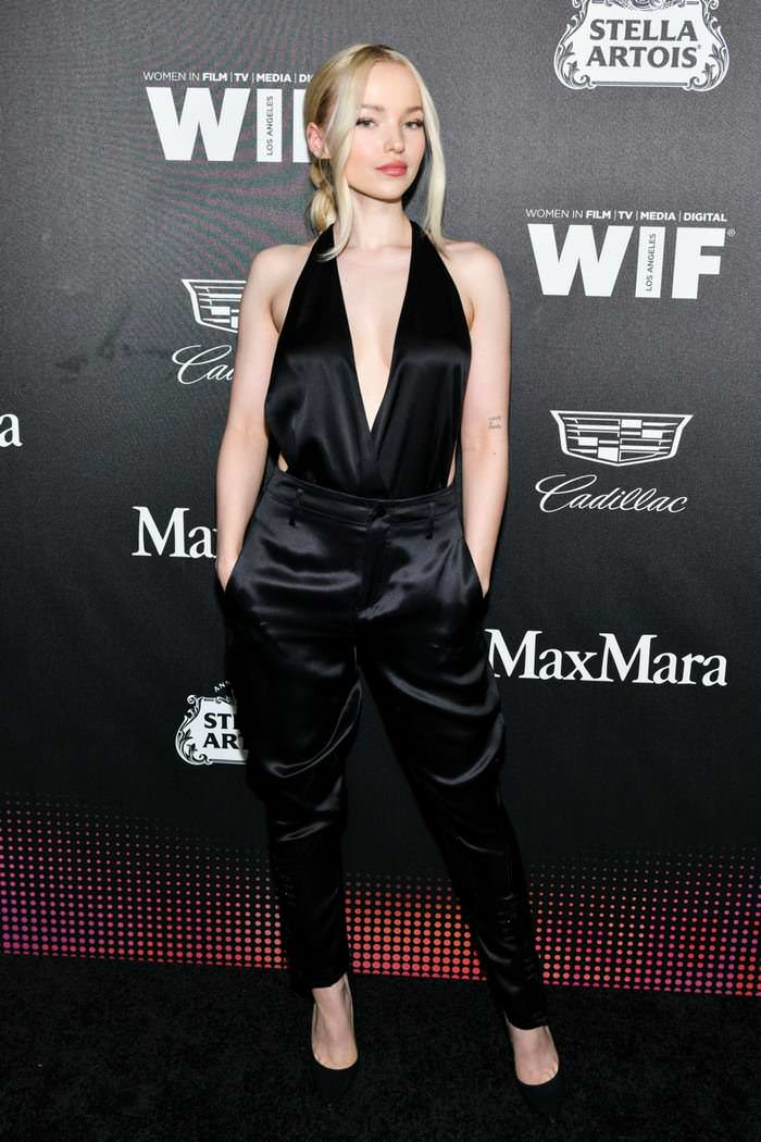 Dove Cameron at 13th Annual Women in Film Female Oscar Nominees Party