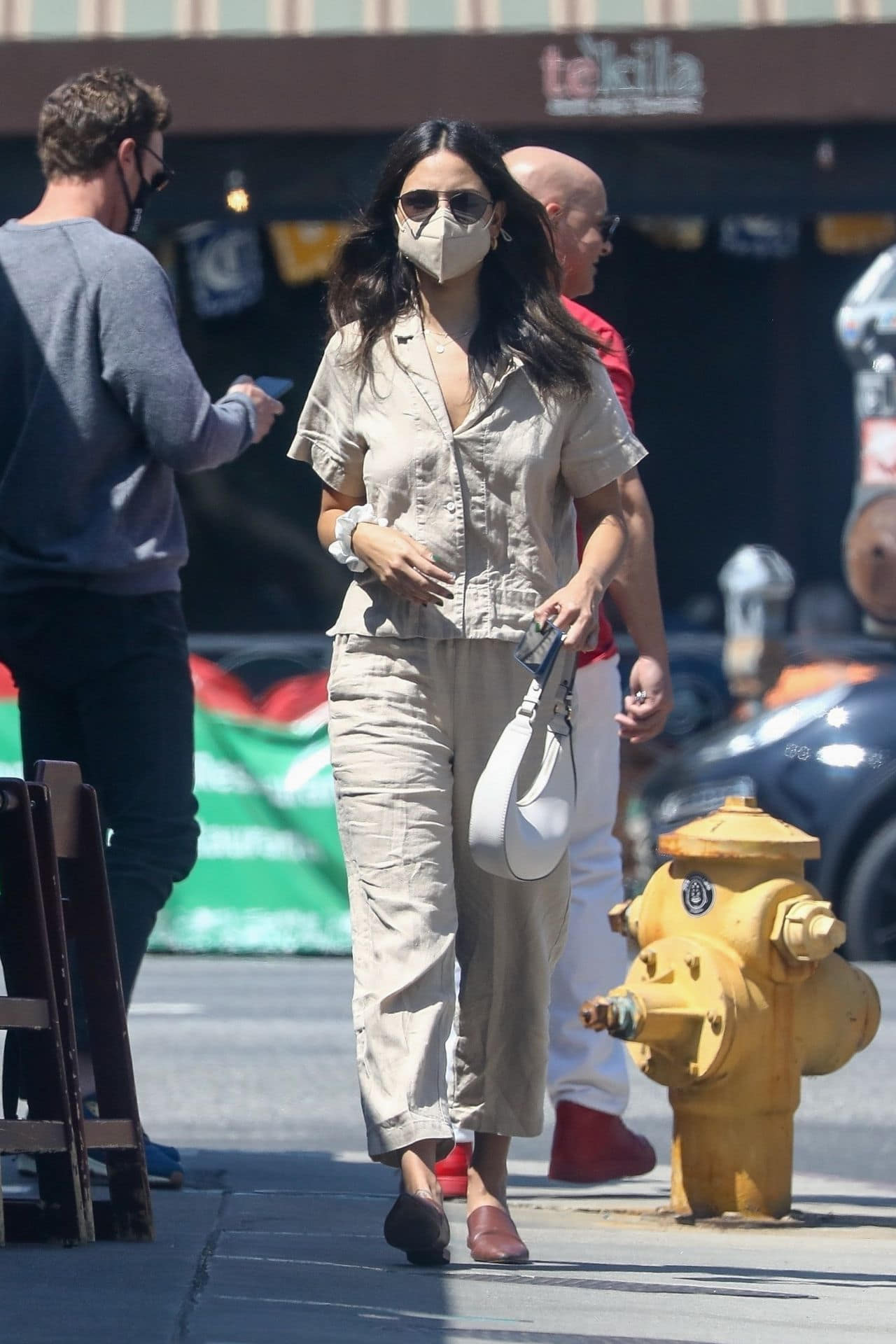 Eiza Gonzalez Headed Out for Lunch in Studio City