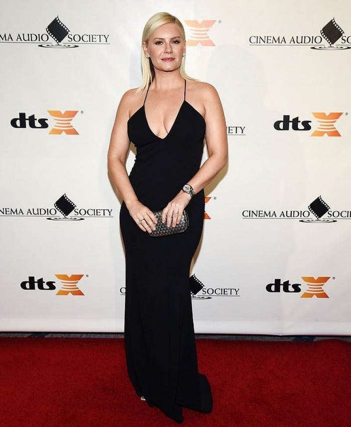 Elisha Cuthbert at 56th Annual Cinema Audio Society Awards in LA