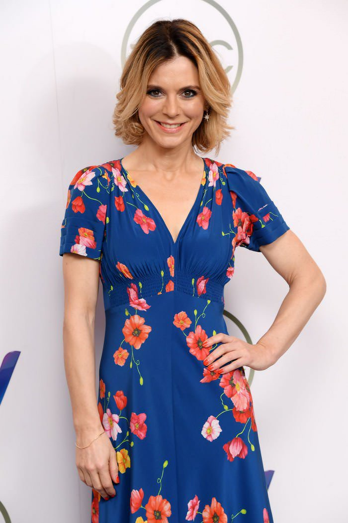 Emilia Fox at TRIC Awards 2020 in London