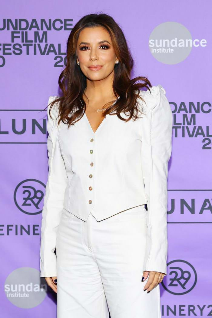 Eva Longoria at 2020 Sundance Film Festival Celebration in Park City