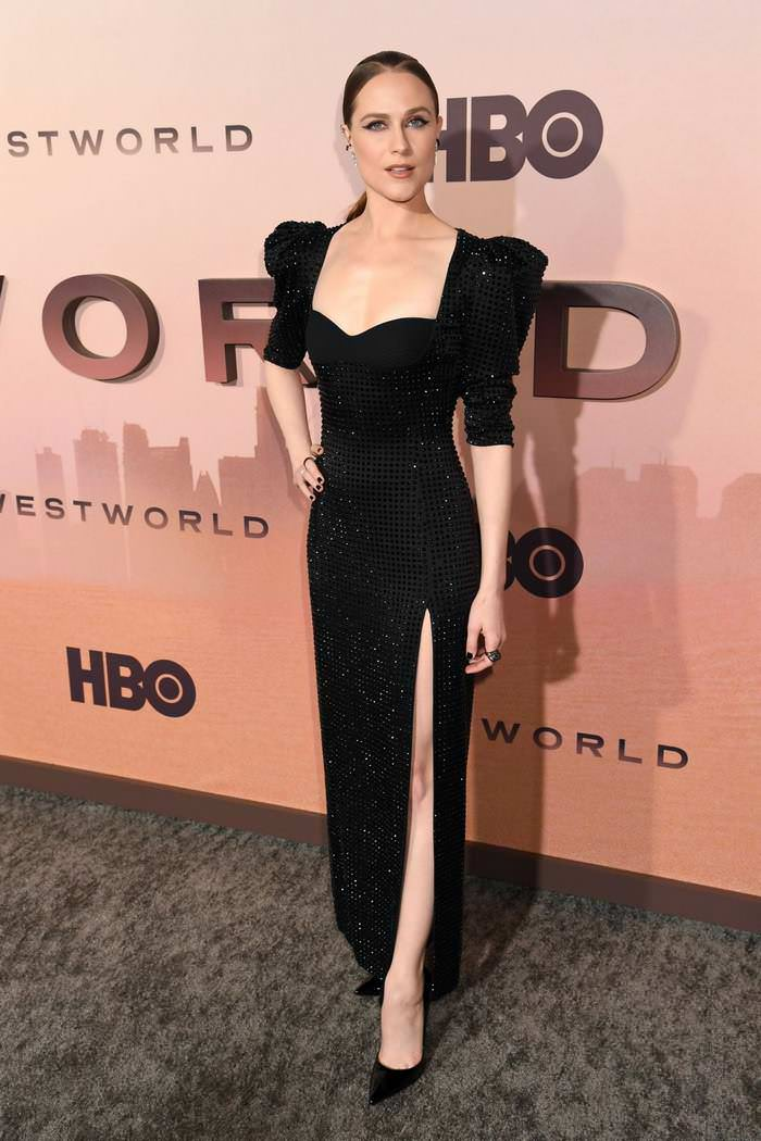 Evan Rachel Wood at Westworld Season 3 Premiere