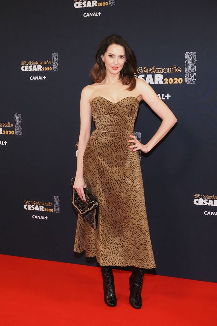 Frederique Bel at Cesar Film Awards 2020