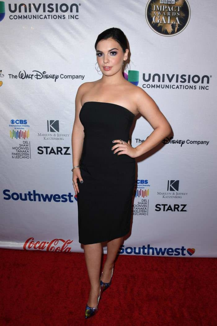 Isabella Gomez at NHMC Impact Awards 2020