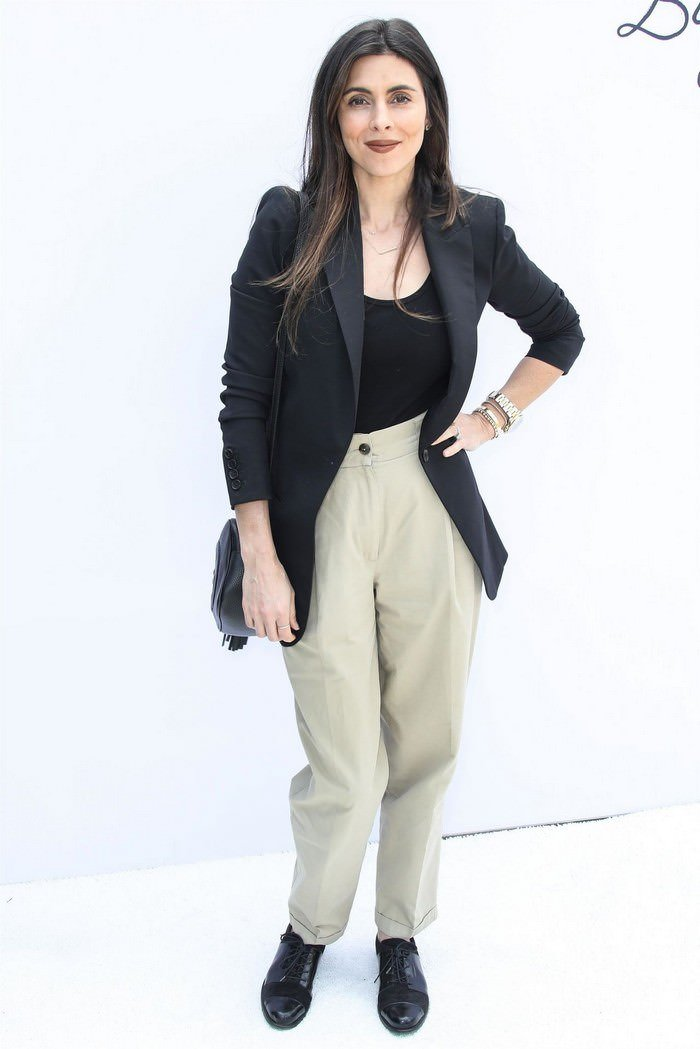 Jamie-Lynn Sigler at The Little Market's International Women's Day Event