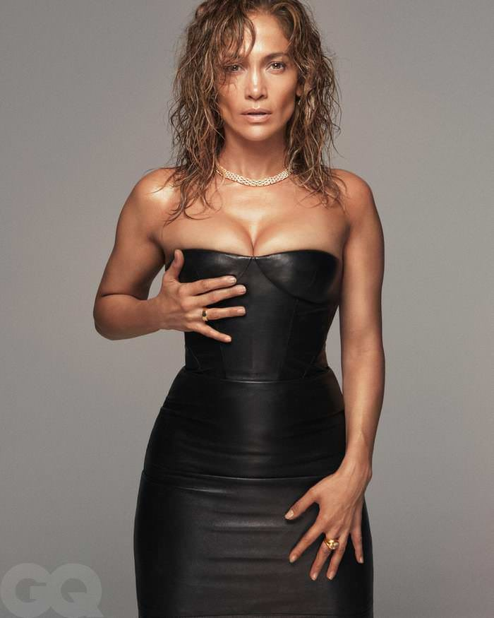 Jennifer Lopez in GQ Magazine US 2020 Issue