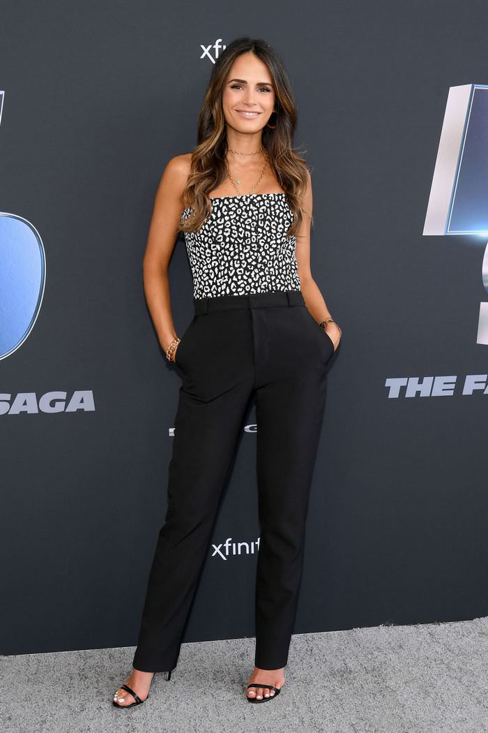 Jordana Brewster at The Road to F9 Global Fan Extravaganza in Miami