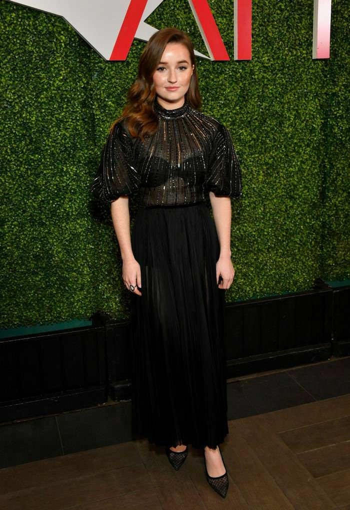 Kaitlyn Dever at 20th Annual AFI Awards