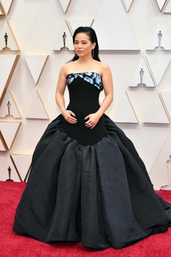 Kelly Marie Tran at 92nd Annual Academy Awards in Los Angeles