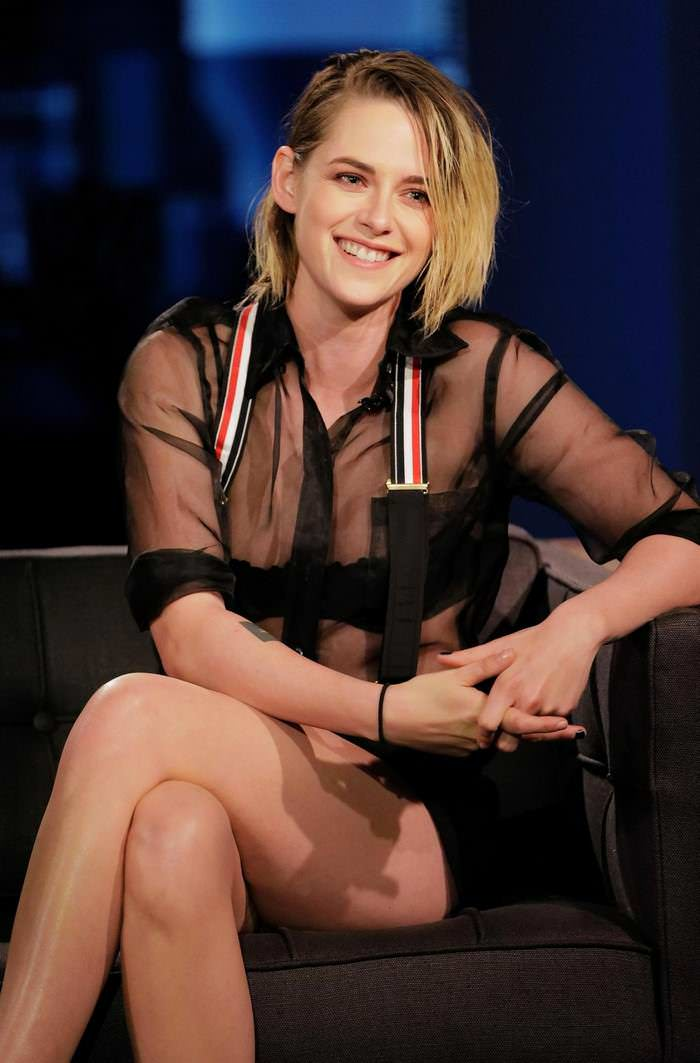 Kristen Stewart Prepares to Play Princess Diana in the Upcoming Movie Spencer