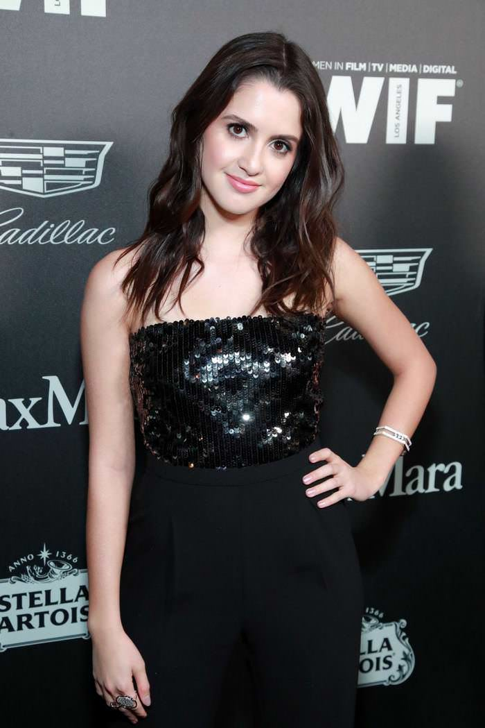 Laura Marano at 13th Annual Women in Film Female Oscar Nominees Party