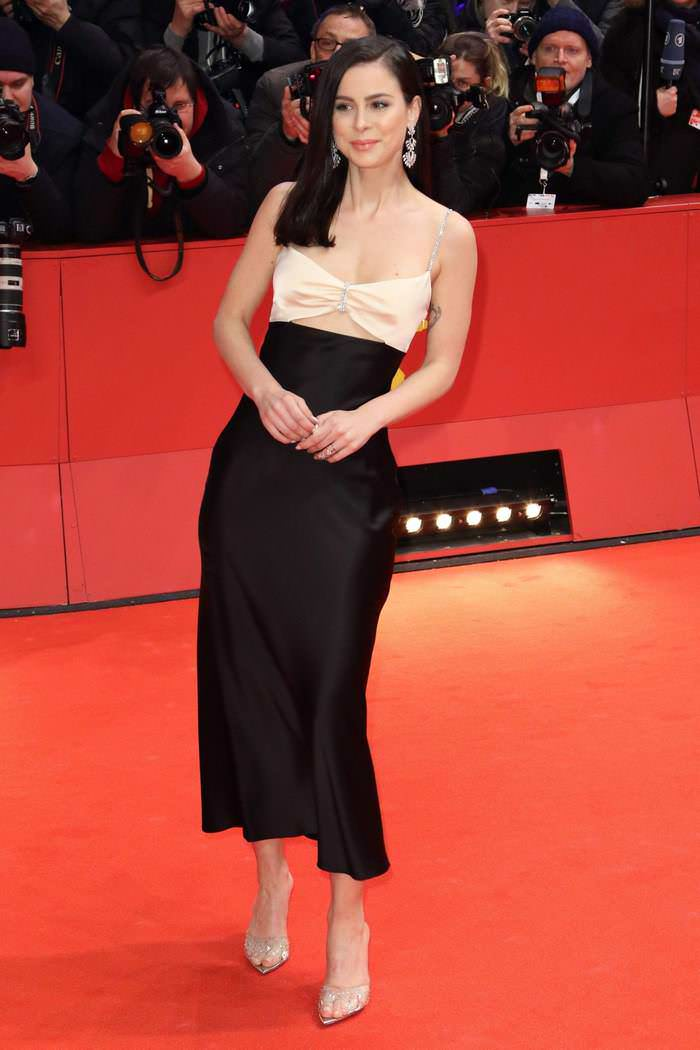 Lena Meyer-Landrut at 70th Berlinale 2020 Opening Ceremony