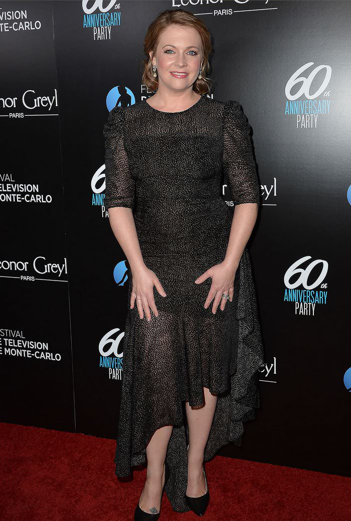Melissa Joan Hart at 60th Anniversary of the Monte-Carlo Television Festival Gala