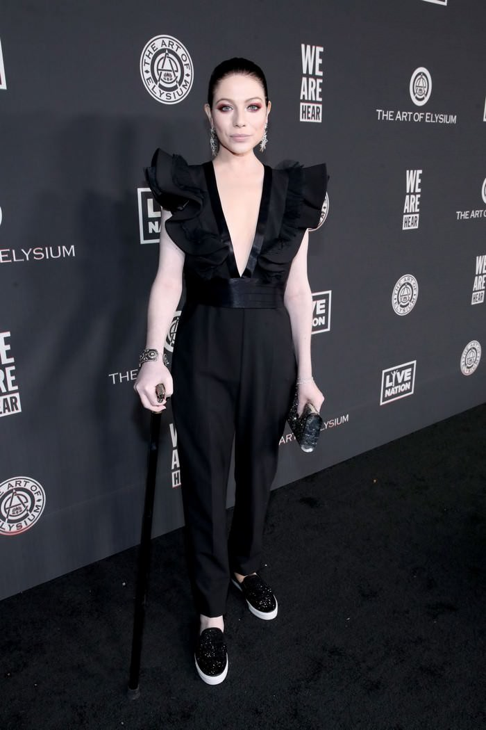 Michelle Trachtenberg at The Art Of Elysium's 13th Annual Heaven Gala