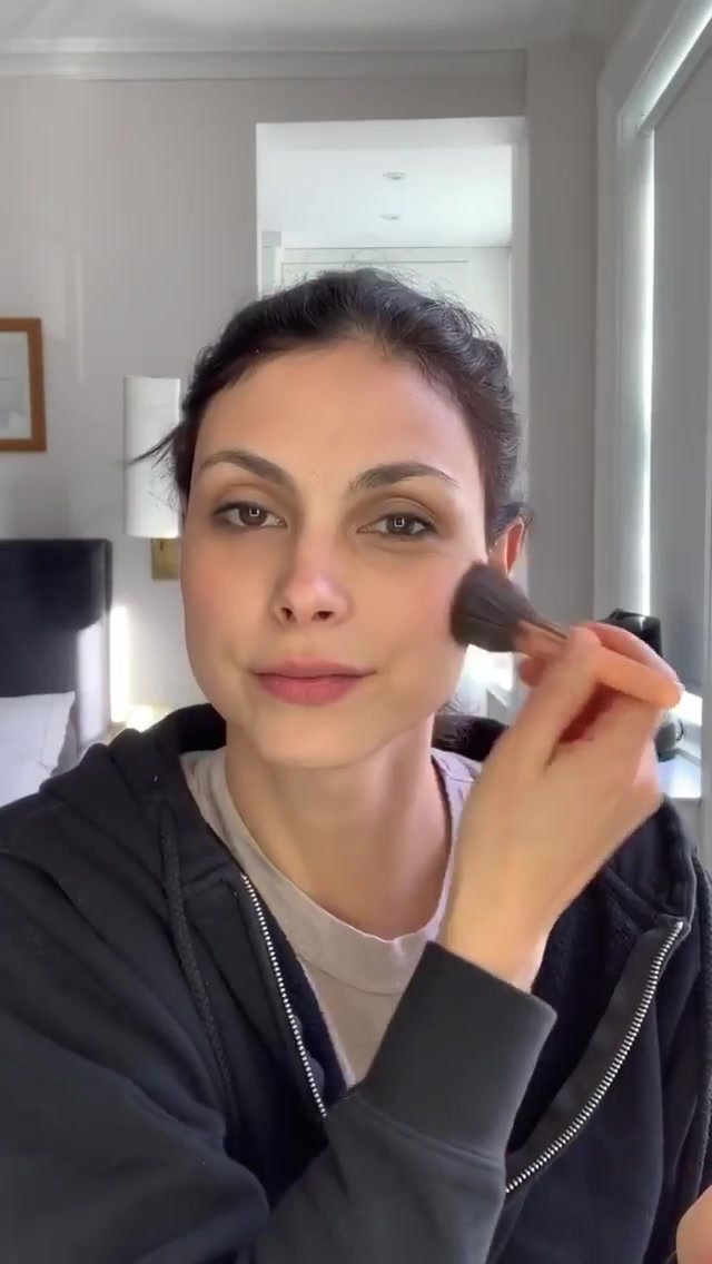 Morena Baccarin Shares Her Makeup Beauty Secret