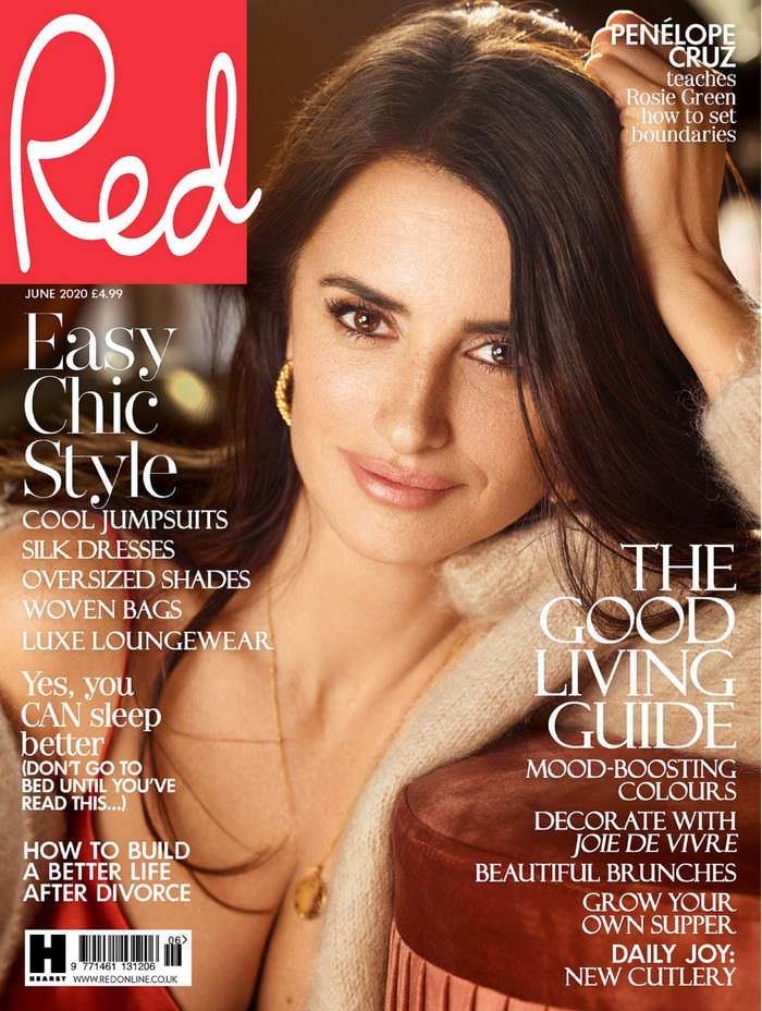 Penelope Cruz Admits That She's Never Been Interested in Drugs or Alcohol