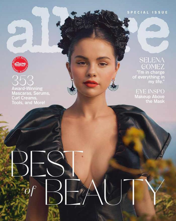"Selena Gomez for Allure ""I Was Pressured to Look More Adult"""