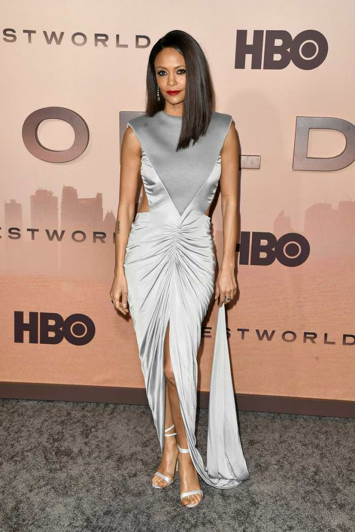 Thandie Newton at Westworld Season 3 Premiere in Hollywood