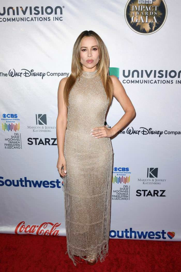 Zulay Henao at NHMC Impact Awards 2020