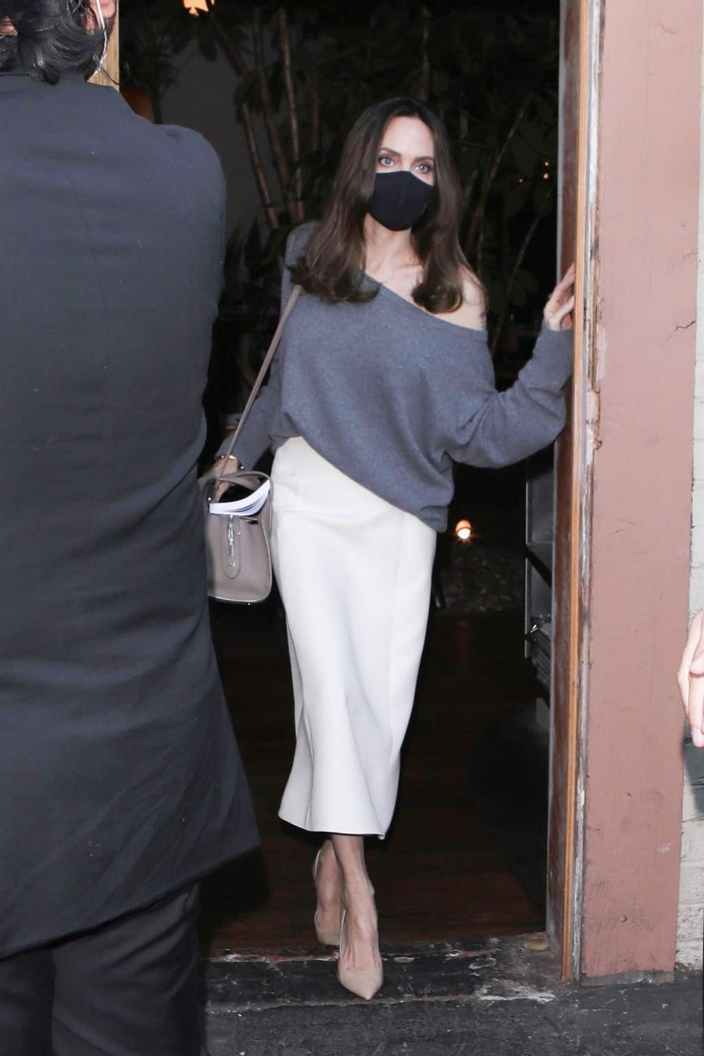 Angelina Jolie Looks Stylish at Signing for her New Book in Los Angeles