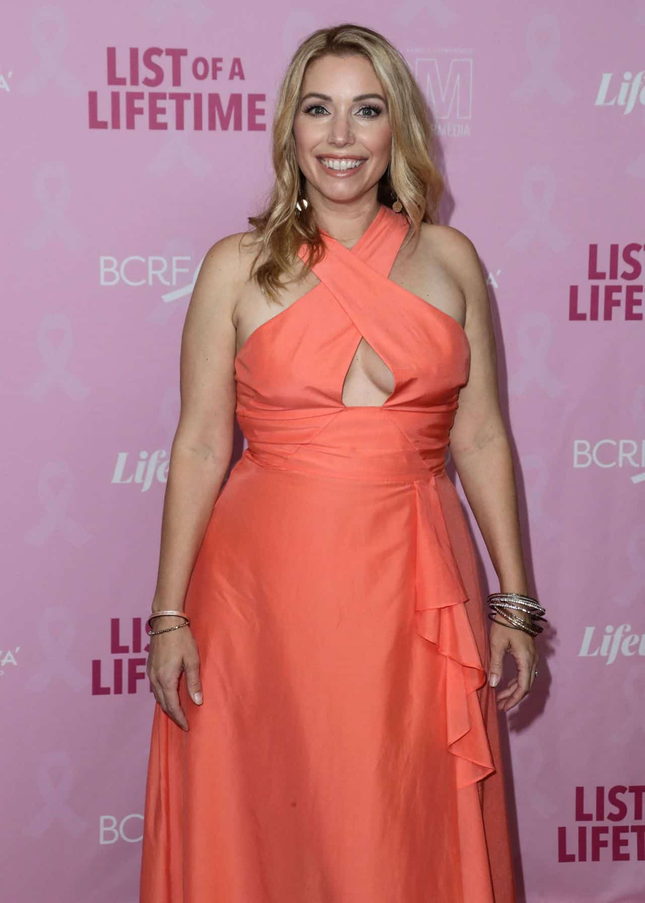 """Autumn Federici Attended the """"List Of A Lifetime"""" Movie Premiere in LA"""