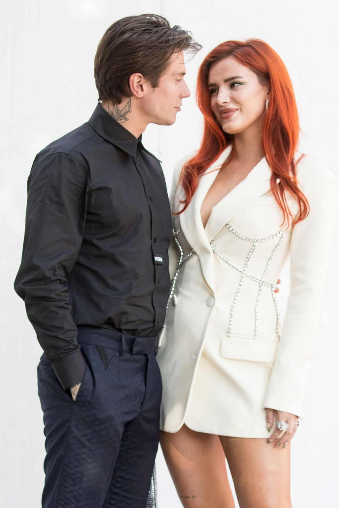 """Bella Thorne Looked Amazing in the Photocall for the Movie """"Time Is Up"""""""