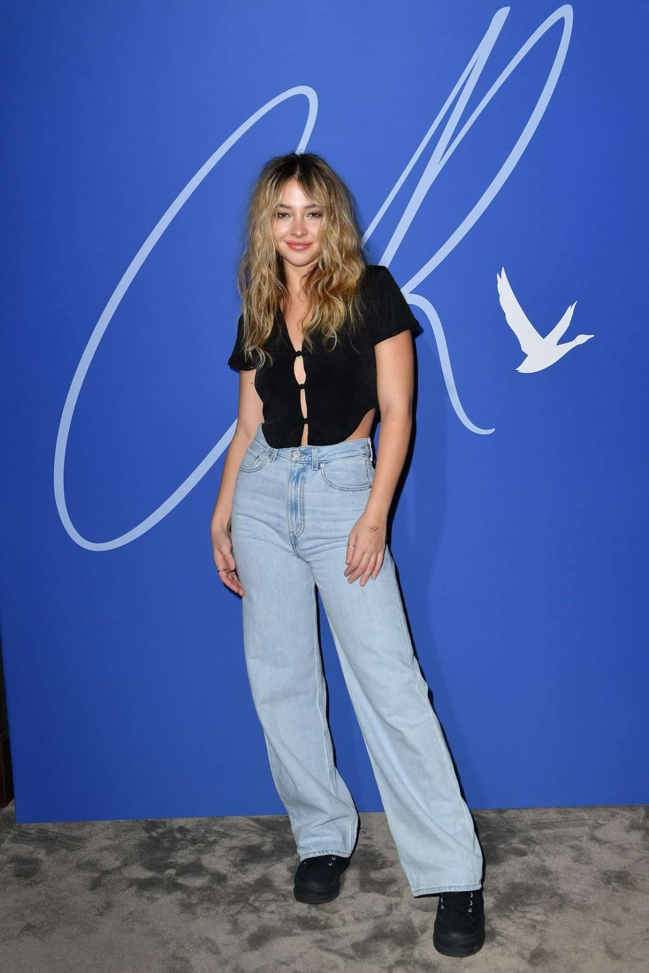 """Madelyn Cline at """"Grey Goose x CR Fashion Book"""" Party in Paris"""